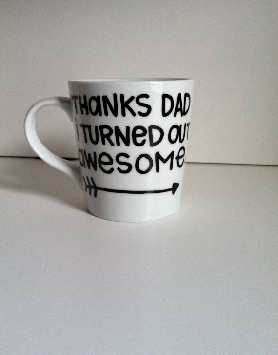 Father's Day cup