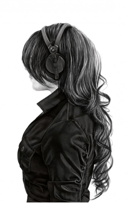 The Girl With the Headphones