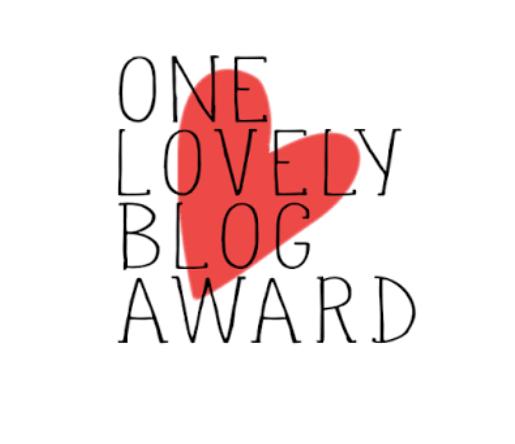 One Lovely Blogger Award