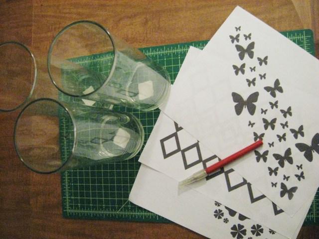 diy candle wrap materials