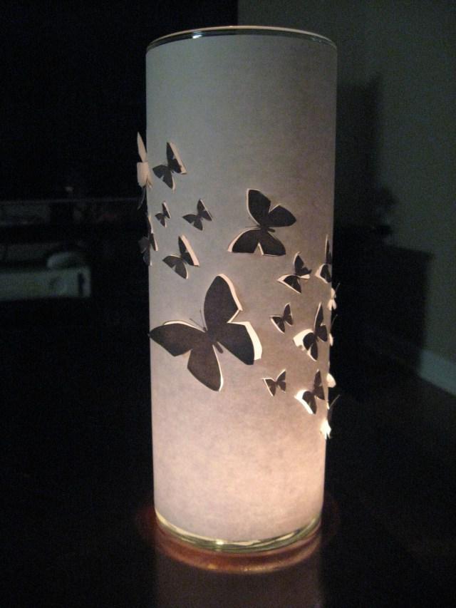 diy candle wrap