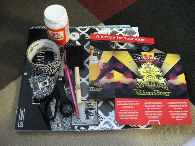 artist travel case materials