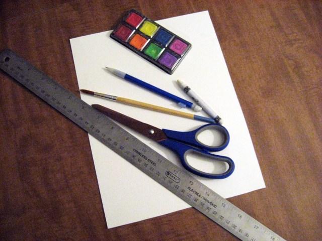 Gift tag materials