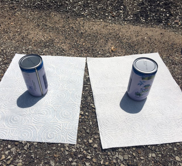 spray paint prep