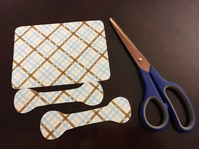 scrapbook paper cut outs