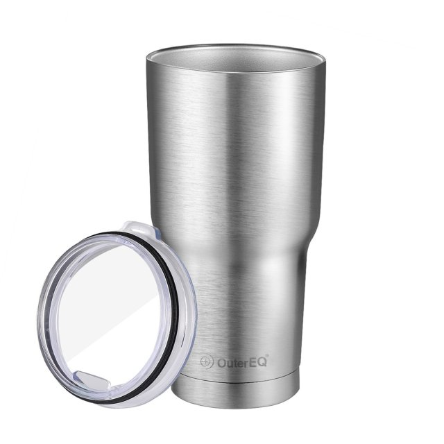 Stainless steel travel mug gift