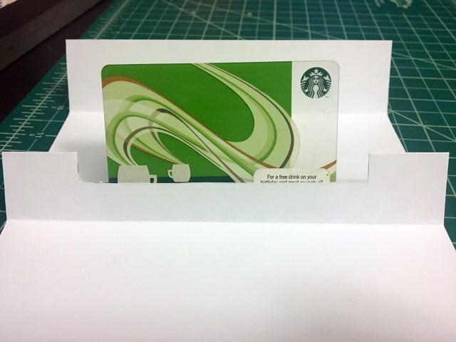 gift card pocket