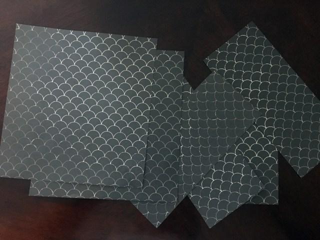 scrapbook paper cutouts
