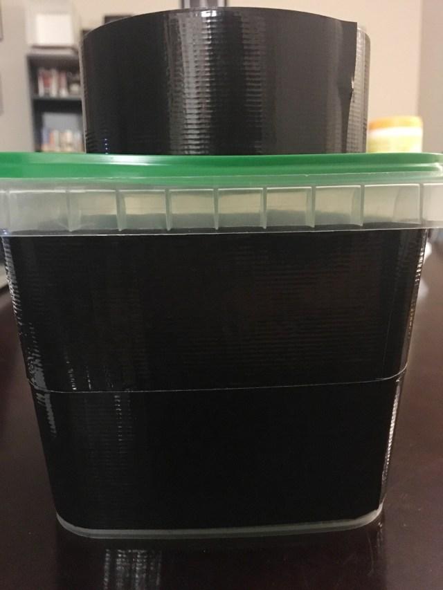 black duck tape base
