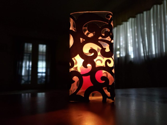 candle luminary