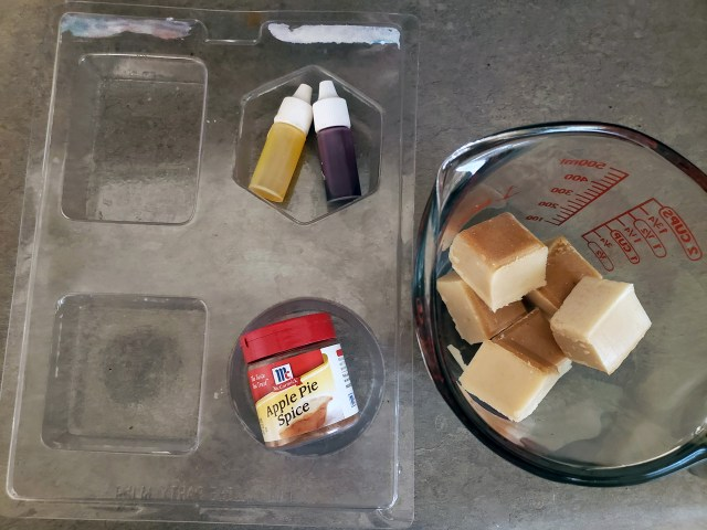 homemade soap supplies