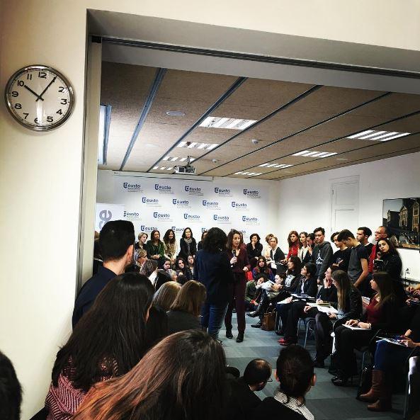 Women in STEAM con MujeresTech