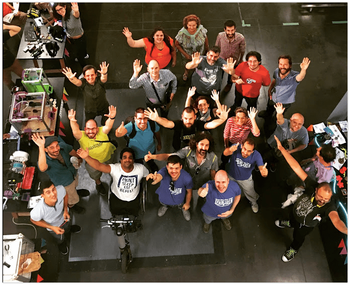 ¡Participa en Maker Faire Rome con Gurundunsofora! – 7 de Junio a las 19:30