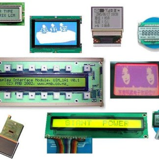 LCD and Displays