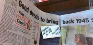 Good Deeds article