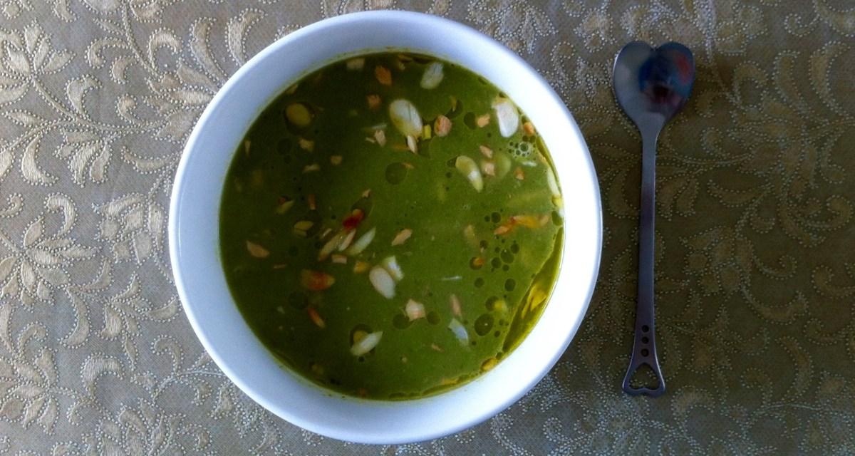 Day 43: Broccoli Soup