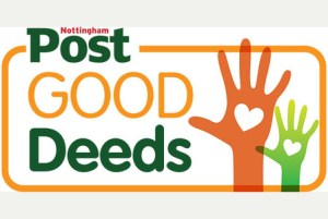 Nottm Post Good Deeds