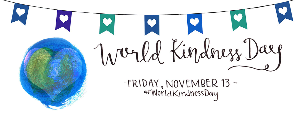 Day 77: World Kindness Day
