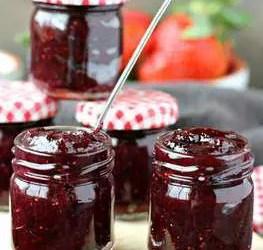 Keto Berry Jam