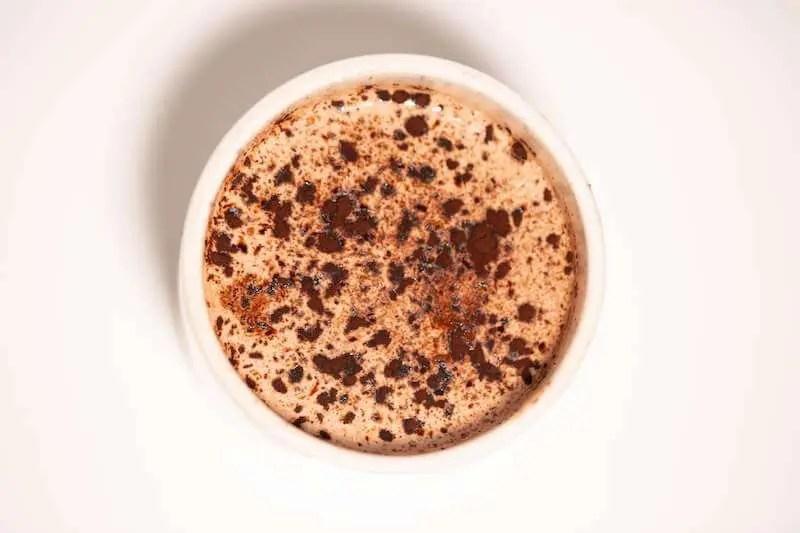 Drinking Hot Chocolate Mix Mylk Dark
