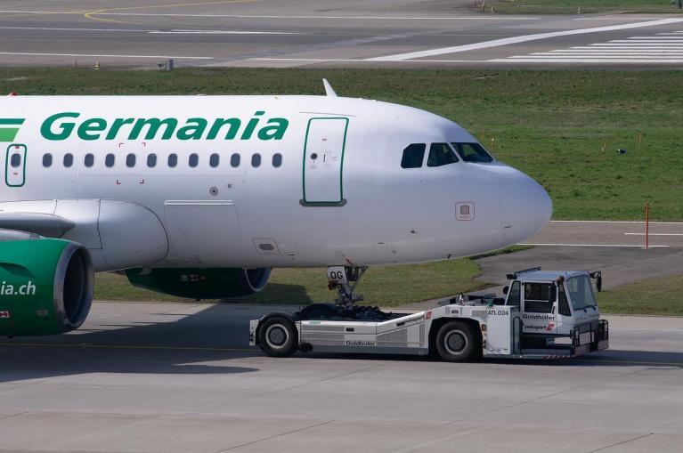 Zagrożenia w transporcie lotniczym