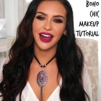 Boho Chic Makeup Tutorial