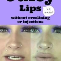 Get Bigger Lips in 2 Minutes: How to Make Your Lips Bigger