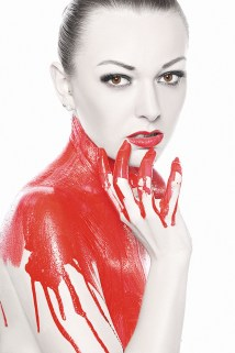 Ivona Red- Red Latex