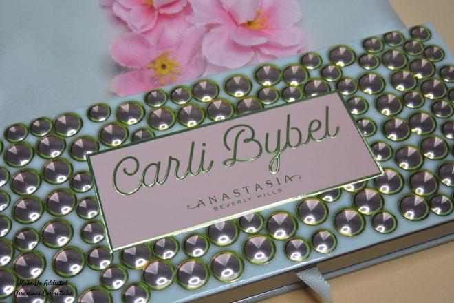 Palette Carli Bybel Anastasia Beverly Hills