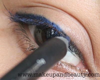 eyeliner inwards