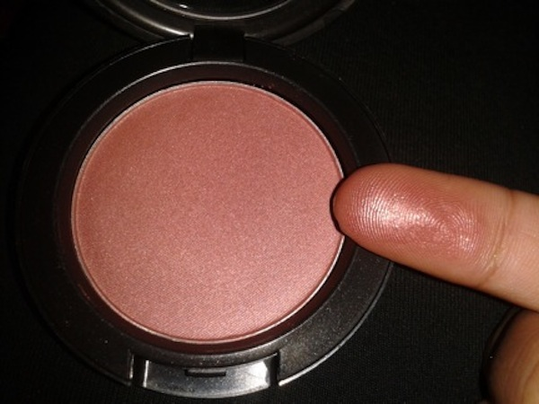 Mac Peach Blush O Pinch