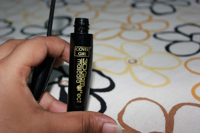 Covergirl 3D glam effect mascara Review