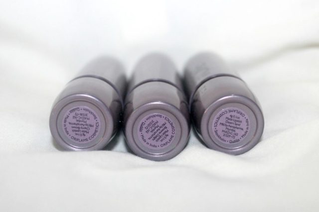 Oriflame THE ONE Matte Lipstick