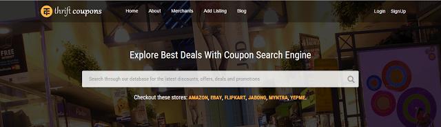 Thriftcoupons.Com: Website Review