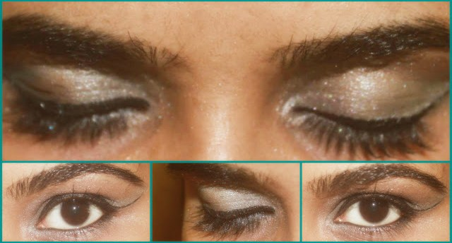 Tips & Toes 12 Hour Liqui-Liner Review & EOTD Breakup