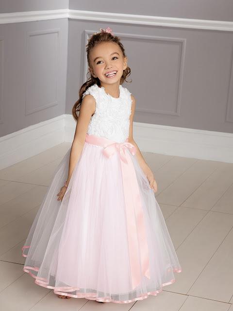 Top 5 Trendy Flower Girl and Junior Bridesmaids Dresses