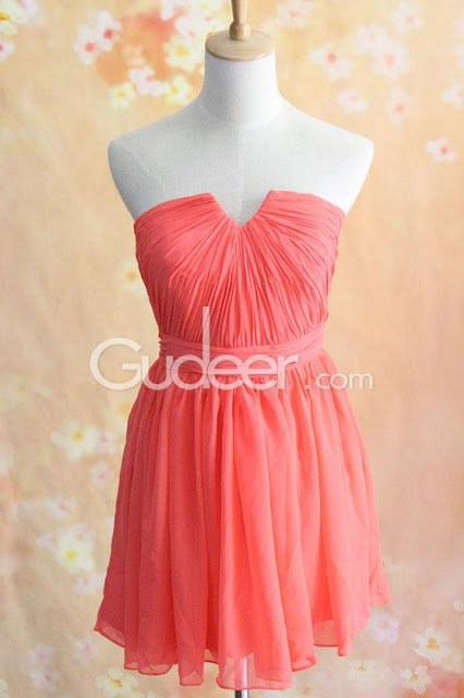 Trendy And Cheap Bridesmaid Dresses