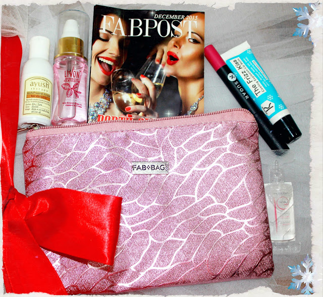 Fab Bag December 2015: Party All Night