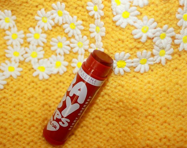 Maybelline Baby Lips Berry Sherbet Spiced Up Lip Balm Review