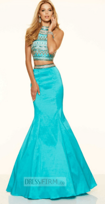 Pretty Prom Dresses To Match The Themes