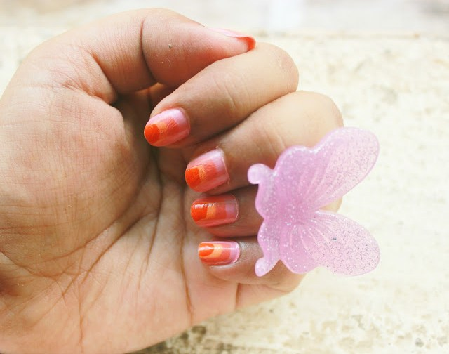 Easy Pastel Easter Nail Art