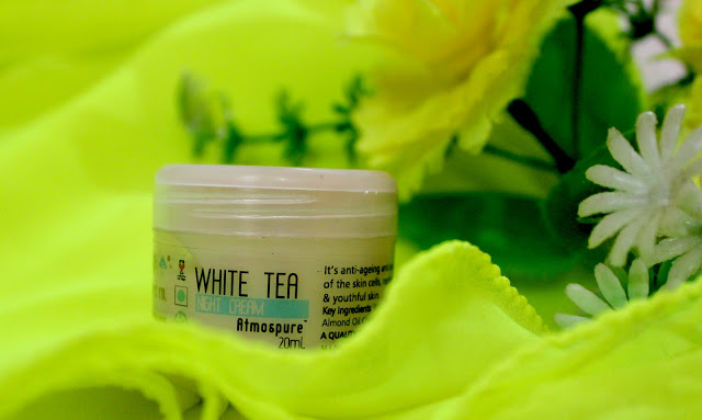 The Nature's Co White Tea Night Cream Review