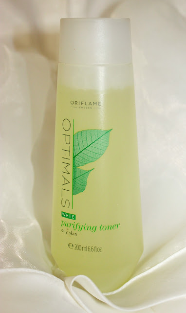 Oriflame Optimals White Purifying Toner For Oily Skin Review