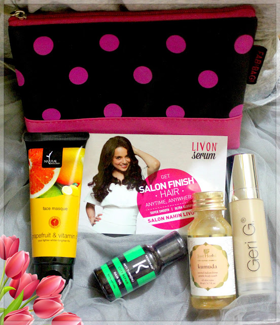 Fab Bag August 2016- What The Chic Review