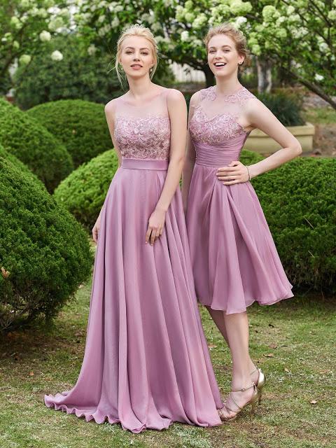 Fall Wedding Color: Purple