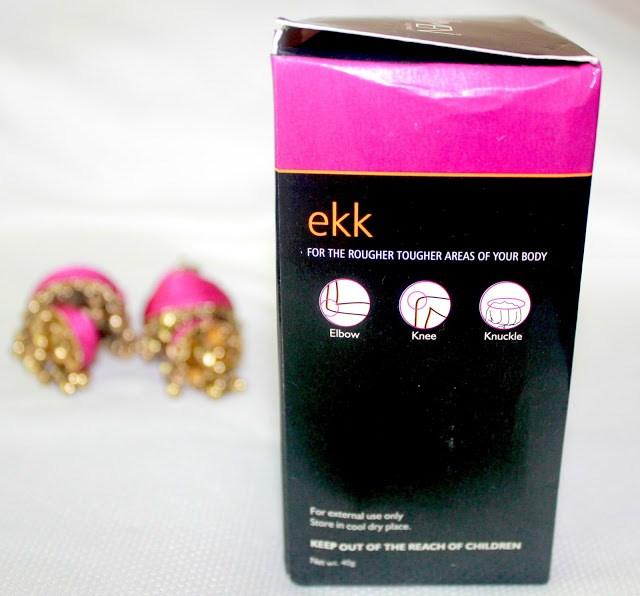 Prowomen EKK (Elbow, Knee, Knuckle) Whitening Cream Review