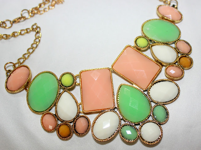 STATEMENT NECKLACE HAUL: BANGGOOD