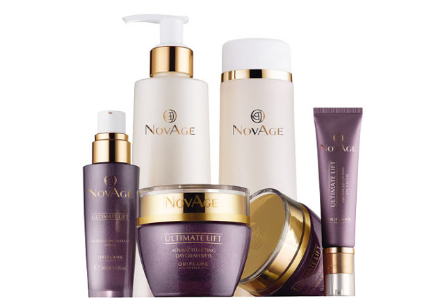 Event: Sonali Bendre Oriflame New Skin Care Range Products (NOVAGE) Launch