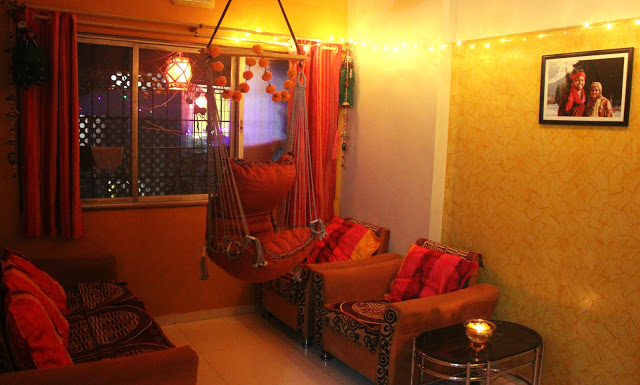 Easy diwali decoration ideas for your home makeup review for Home decorations ideas for diwali