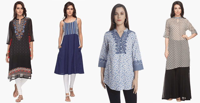 PICK THE RIGHT KURTA THAT FITS YOUR BODY SHAPE